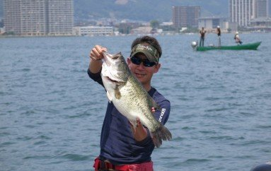 Рыбалка в Японии. Бива