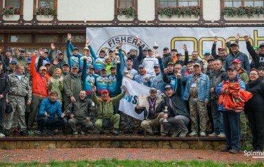 Второй Кубок России по ловле спиннингом с берега