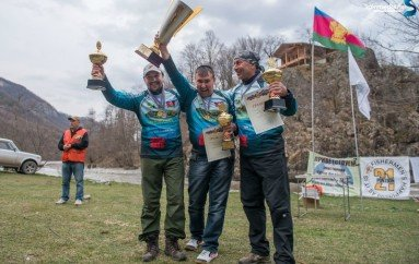 «Кубок Федерации» по спиннингу с берега, 27-29 марта