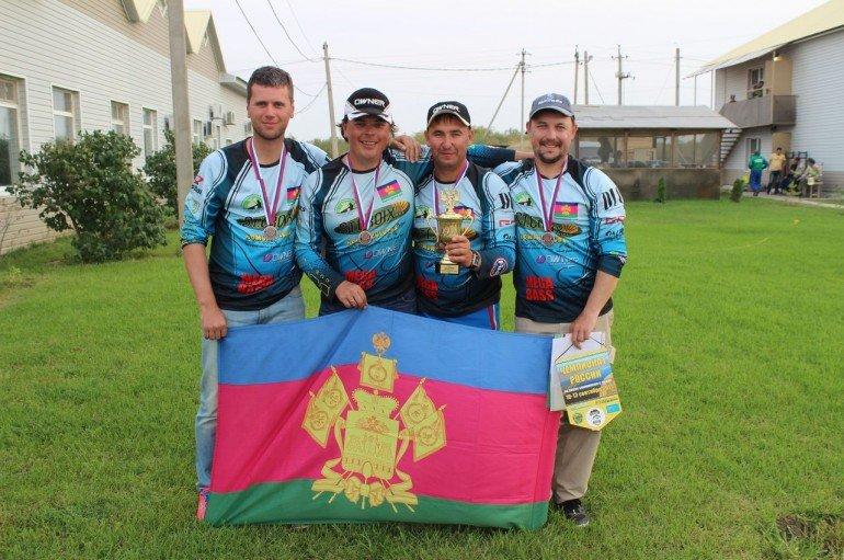Чемпионат России по ловле с лодок 2015 г. Часть 2