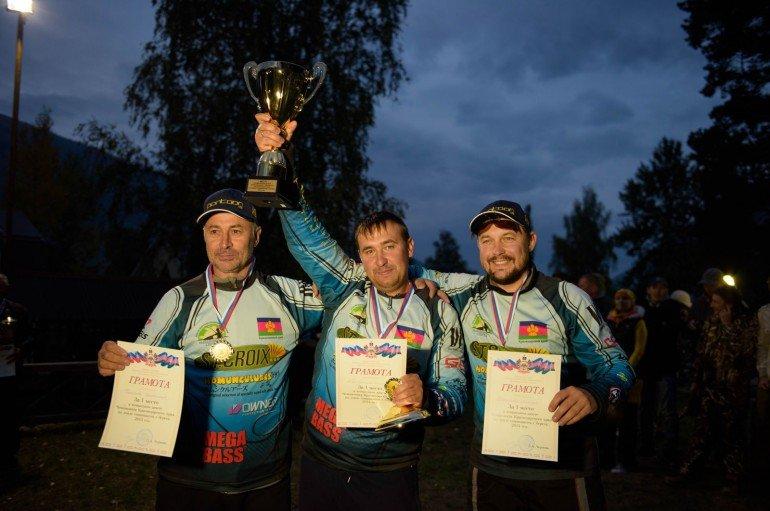 Чемпионат Краснодарского края 2015 г. по ловле с берега