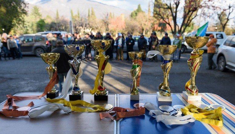 Чемпионат Федерации рыболовного спорта Республики Абхазия 2015.