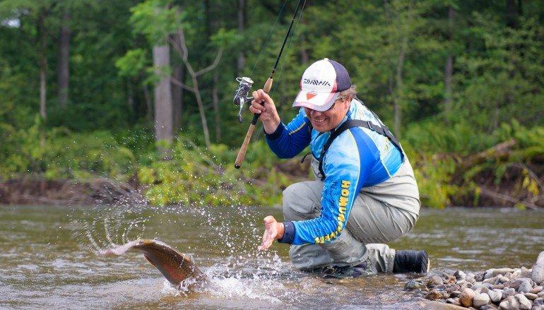 Сихотэ-Алинь: рыбалка в тигрином краю. (Часть 2)