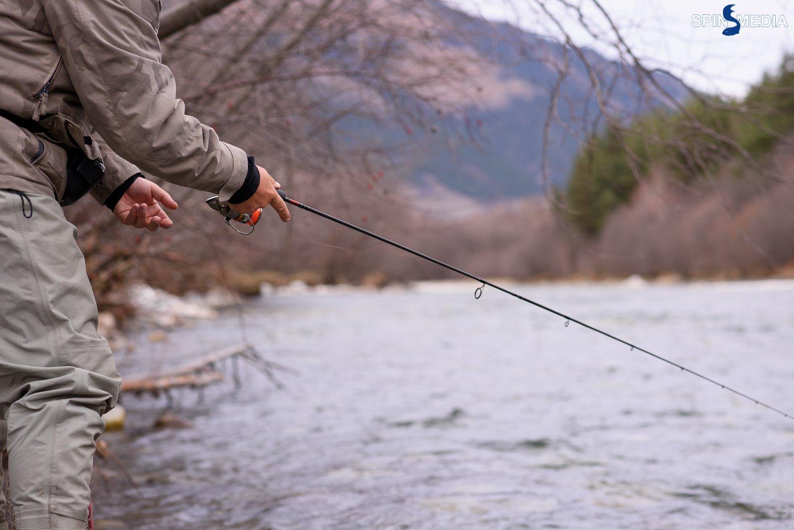 конца Запрет на рыбалку на спиннинг в 2017 году просто