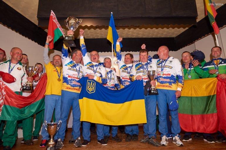 Дневник Чемпионата Мира в Ирландии: церемония награждения